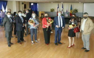 Con orgullo y emoción representantes de la salud recibieron reconocimiento como Ciudadanos Ilustres de Puerto Montt
