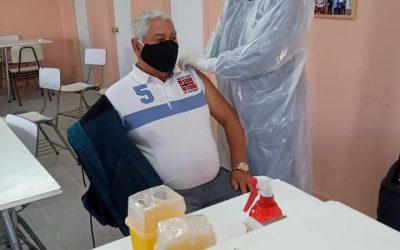 ASISTE inicia Vacunación Influenza en Costa Tenglo Alto