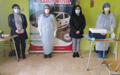 Salud Primaria de Puerto Montt entrega consejos de autocuidado para Fase 3 en Plan Paso a Paso